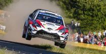 WRC: Tanak blisko triumfu w Rajdzie Niemiec, dramat Ogiera