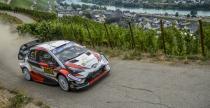 WRC: Tanak wygrywa Rajd Niemiec