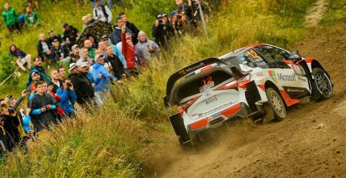 WRC chwali się rekordową popularnością