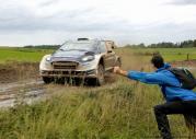 WRC - Rajd Polski 2017 w obiektywie Tomasza Płoszaja