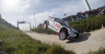 WRC: Widowiskowy wypadek na słynnej hopie oesu Fafe w Rajdzie Portugalii (wideo)