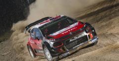 WRC: Posada Meeke'a w Citroenie niezagrożona