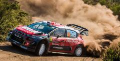 WRC: Citroen zwolnił Meeke'a