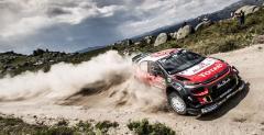 WRC: Citroen zatrudnił Ostberga w miejsce Meeke'a