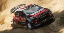 WRC: Konstrukcja samochodu Citroena