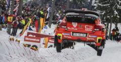 WRC: Breen rozczarowany oddawaniem miejsca Loebowi