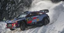WRC: Neuville zwiększył swoją przewagę w Rajdzie Szwecji