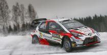 WRC: Rajd Szwecji przeszedł pod kontrolę Tanaka