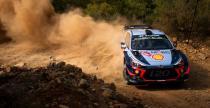WRC: Neuville dostał od Hyundaia udoskonalony silnik na decydujące starcie o mistrzostwo świata