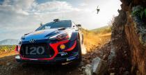 WRC: Neuville pogania Hyundaia.