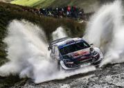 WRC - Rajd Wielkiej Brytanii 2018