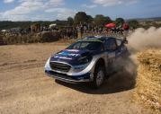 WRC - Rajd Włoch 2017