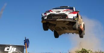 Kierowcy WRC nie chcą sztucznych hop