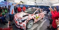 Neuville wygrał poza WRC