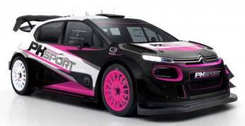Citroen C3 WRC udostępniony prywaciarzom