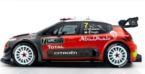 WRC: Samochody nowej generacji uwydatnią umiejętności kierowców według Meeke'a