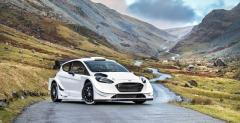 WRC: Ostberg i Prokop kierowcami nowego Forda Fiesty we własnym zespole