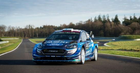 Ford Fiesta WRC na sezon 2019