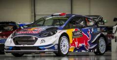 WRC: Ogier miał wypadek nową Fiestą na testach
