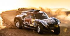 Dakar: X-Raid Mini potwierdza angaż Peterhansela, Sainza i Despresa