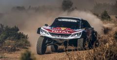 Peugeot kończy starty w Rajdzie Dakar