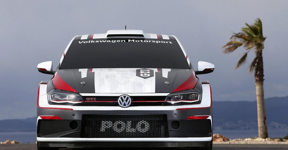 Volkswagen Polo GTI R5 w pełnej krasie