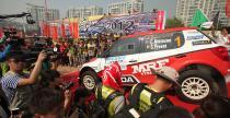 Rajd Chin zn�w z szansami na rund� WRC. Potem Rajd Japonii?