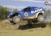 Subaru Forester Dakar
