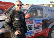 Jarosław Kazberuk - Rajd Dakar