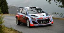 Sordo i Neuville w pierwszym zespole Hyundaia w Rajdzie Korsyki