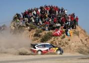 WRC, Rajd Katalonii: Ogier wypadł, Sordo kontratakuje
