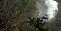 Rajd Meksyku: Kubica pod koniec TOP10, Ogier ju� prowadzi