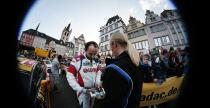 Rajd Niemiec: Kubica zn�w najszybszy! Tym razem pom�g� deszcz