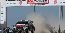 Organizatorzy Rajdu Portugalii chwal� si� sukcesem po przeniesieniu na p�noc