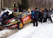 WRC: Rajd Szwecji 2014 - galeria