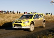 Wales Rally GB 2008 - sobota