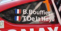 Rajd Wis�y: Bouffier ma ju� trzy wygrane oesy
