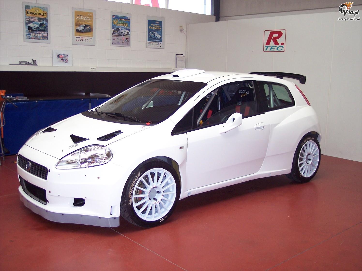 Fiat Punto S2000 1