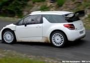 Wideo: Asfaltowe testy Citroena DS3 WRC