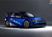 Subaru Impreza WRC S14 2008