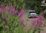 Hanninen najszybszy na testowym Rajdu Rosji