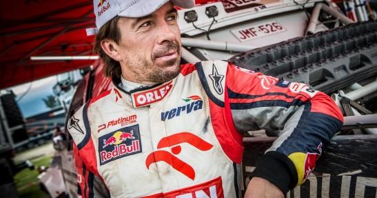 Dąbrowski: Tempo Przygońskiego daje nadzieję nawet na wygranie Dakaru