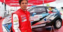 Quentin Giordano w WRC-2 w Citroenie DS3 R5