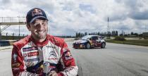 Jak bawi si� Loeb? Za k�kiem auta WRC