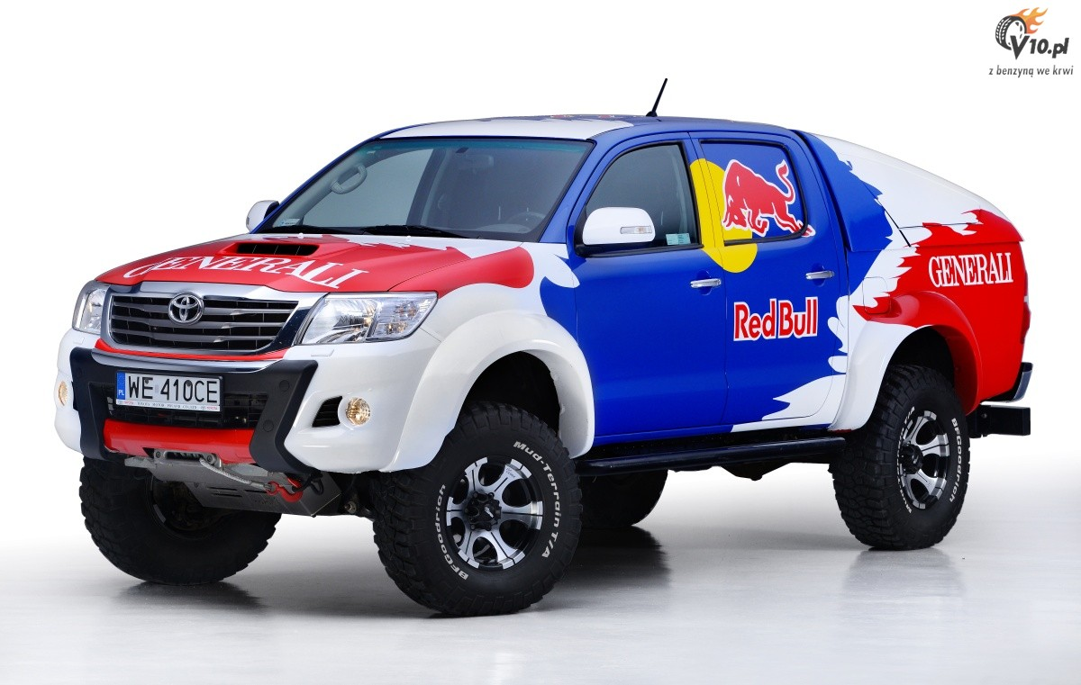 Free Download Toyota Hilux HD Wallpaper