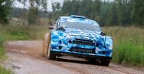 WRC: Nowy Ford Fiesta od M-Sportu imponuje Tanakowi