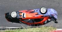 Wypadki modeli samochod�w RC w skali 1:5