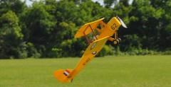 Tiger Moth - elektryczny samolot rc