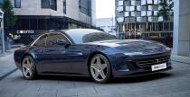 Ares Design pokazał Project Pony, czyli Ferrari GTC4Lusso w przebraniu