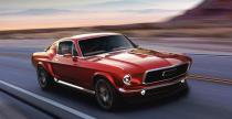 Aviar Motors R67 - elektryczny Mustang z Rosji